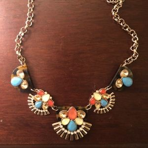 Target tortoise necklace